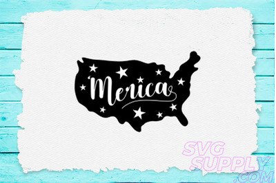 America shillouette svg for america tshirt