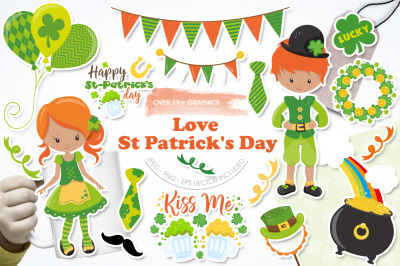 St Patrick Friends Day