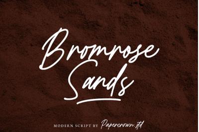 Bromrose Sands Signature