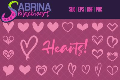 Hearts! 01