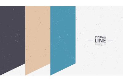 vintage line grunge texture vector background illustration.