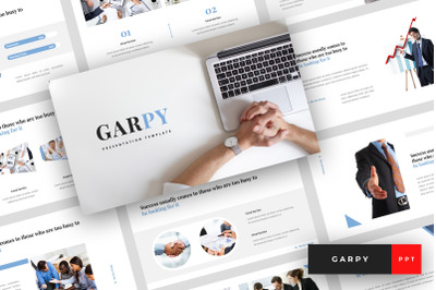 Garpy - Corporate PowerPoint Template