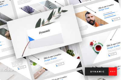Dynamic - Creative PowerPoint Template