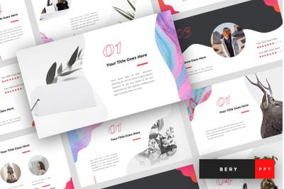 Bery - Creative PowerPoint Template