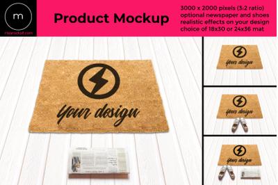 Doormat | Mock Up