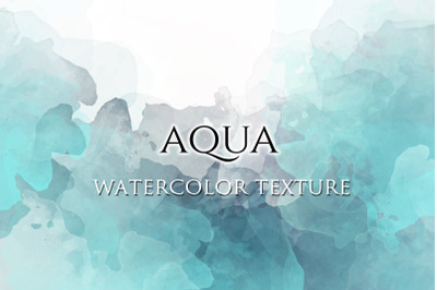 aqua watercolor tecstures