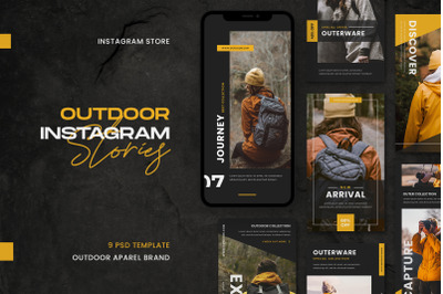 Outdoor Instagram Template