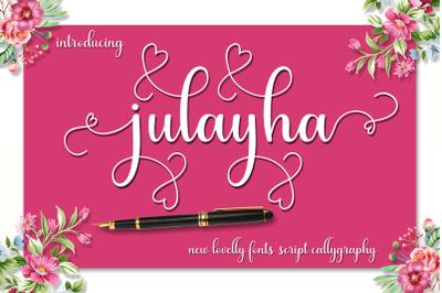Julayha Script
