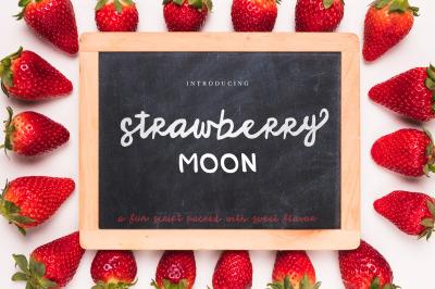 Strawberry Moon Script