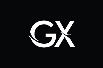 GX Monogram Logo Design