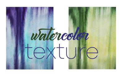 watercolor texture. Print water
