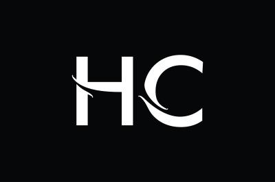 HC Monogram Logo Design