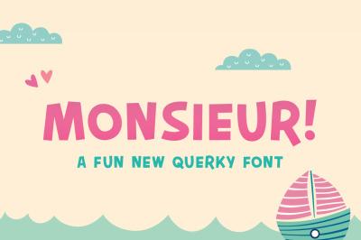 Monsieur Font