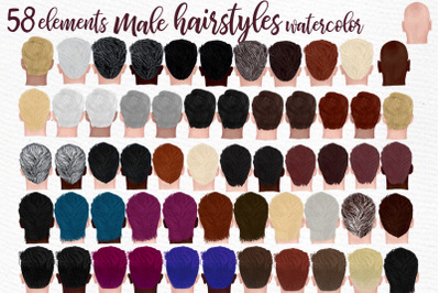Hairstyles clipart Grey Male Hairstyles Custom hairstyles