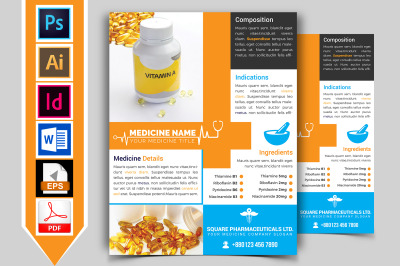 Medicine Promotional Flyer Vol-01