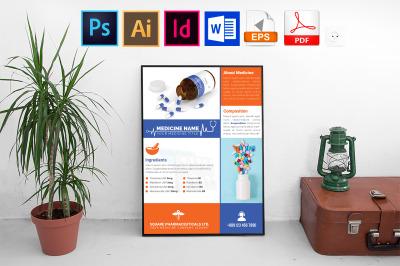 Poster | Medicine Promotional Vol-02
