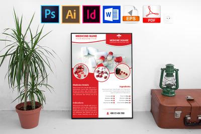Poster | Medicine Promotional Vol-03