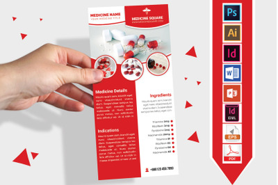 Medicine Promotion DL Flyer V-03