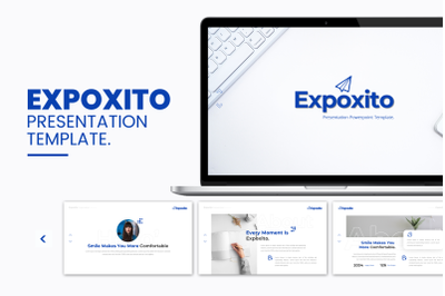 Expoxito - Business Powerpoint Template