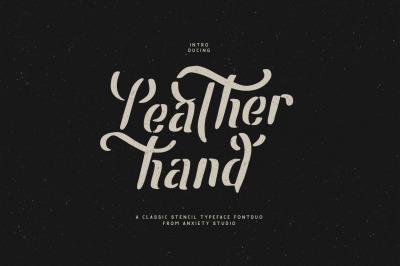 Leatherhand Fontduo
