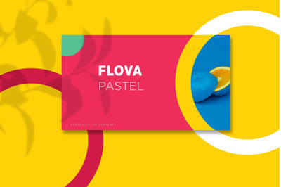FLOVA - PowerPoin Template