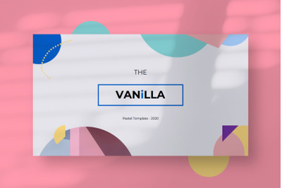 VANILA - PowerPoin Template
