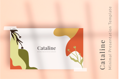CATELINE - PowerPoin Template