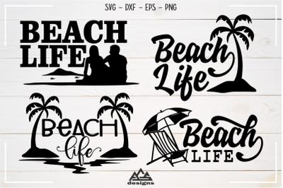 Beach - Beach Life Svg Design