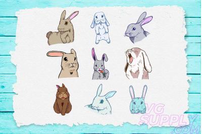 Rabbit Design Bundle