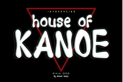 House of Kanoe