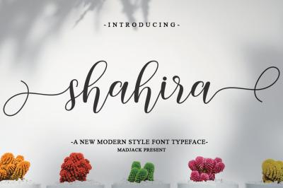 Shahira Script