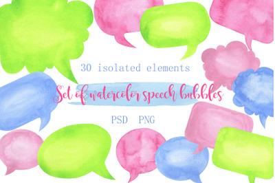 discussion, watercolor, dialog, communication, set, speak, talk, text,