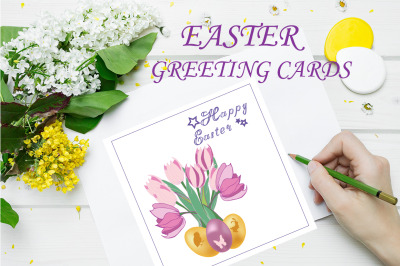 Easter Postcards