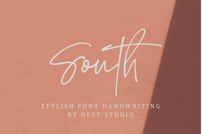 South Modern Calligraphy
