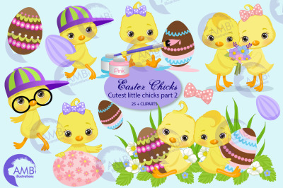 Easter Chicks part 2 AMB-2727