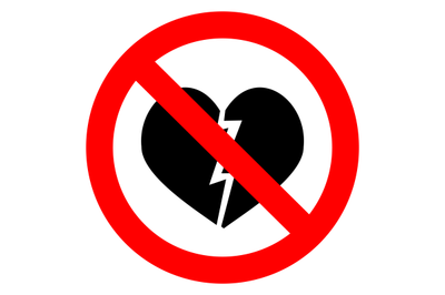 Ban broken heart