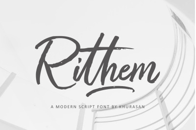 Rithem Signature