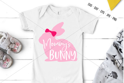 Mommy's Bunny SVG, Mommy's Bunny Ct File
