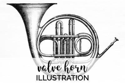 Horn Clipart Music