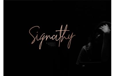 Signathy