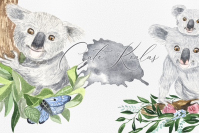 Koala Watercolor