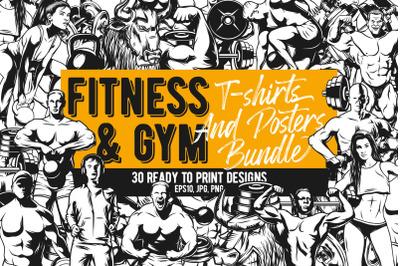 Fitness & Gym Bundle
