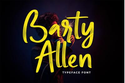 Barty Allen