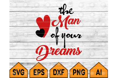 The man of you Dreams