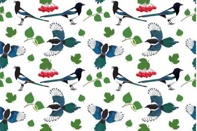 Magpie pattern