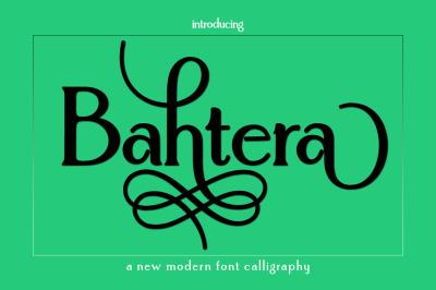 Bahtera | Monogram