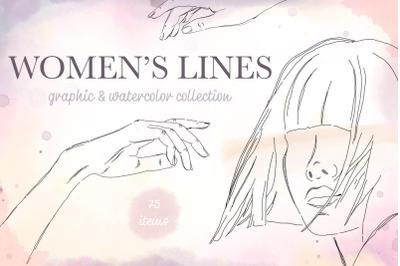 WOMEN'S LINES