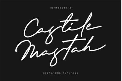 Castile Mastah Signature