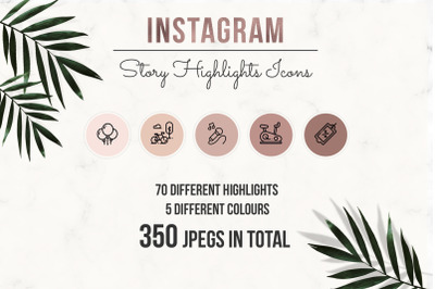 Instagram Story Highlight Icons, Instagram Story Highlight, Nude Insta