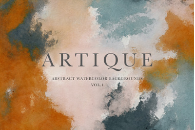 Artique Abstract Watercolor Textures